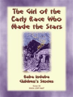 THE GIRL FROM THE EARLY RACE WHO MADE THE STARS - An African Folk Tale
