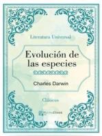 Evolución de las especies