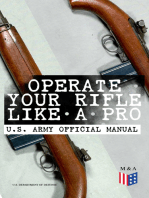Operate Your Rifle Like a Pro – U.S. Army Official Manual