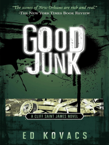 Good Junk: Cliff Saint James, #2