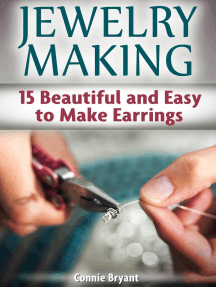 Jewelry Making: 15 Beautiful and Easy to Make Earrings