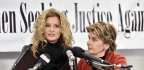 Trump Lawyers Claim Immunity In Sex Harassment Suit, Just As Bill Clinton Did