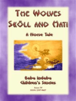THE WOLVES SKÖLL AND HATI - A Norse and Viking Legend