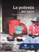 La pobreza del agua: Geopolítica, gobernanza y abastecimiento