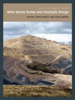 Guidelines for Mine Waste Dump and Stockpile Design