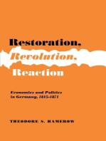 Restoration, Revolution, Reaction