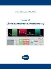 Manual of Clinical Anorectal Manometry