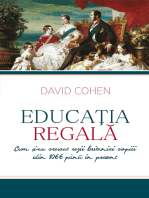 Educația regală. Cum și-au crescut regii britanici copiii din 1066 până în prezent