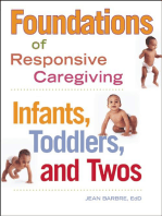 Foundations of Responsive Caregiving