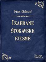 Izabrane štokavske pjesme