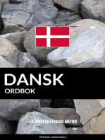 Dansk ordbok