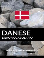 Libro Vocabolario Danese