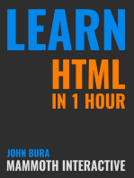 Learn Html In 1 Hour