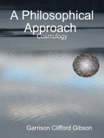 A Philosophical Approach - Cosmology