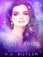 Villi's Bride (Norlanian Brides Book Four)