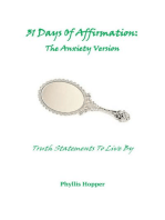 31 Days of Affirmation
