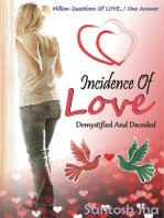 Incidence Of Love