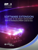 Software Extension to the PMBOK® Guide Fifth Edition