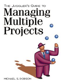 Juggler's Guide to Managing Multiple Projects