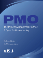 Project Management Office (PMO): A Quest for Understanding