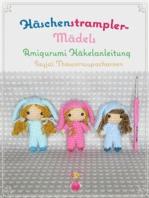 Häschenstrampler- Mädels Amigurumi Häkelanleitung