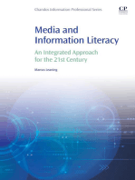 Media and Information Literacy: An Integrated Approach for the 21st Century