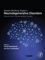 Disease-Modifying Targets in Neurodegenerative Disorders