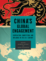 China's Global Engagement: Cooperation, Competition, and Influence in the 21st Century