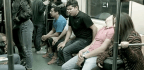 Anti-Harassment Campaign Startles Mexico City Subway Riders