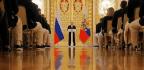Putin Likes to Pretend 1917 Never Happened