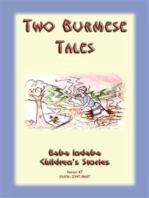 TWO BURMESE FOLK TALES - The Disrespectful Daughter PLUS The Three Sisters