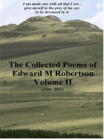 The Collected Poems of Edward M Robertson
