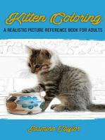Kitten Coloring