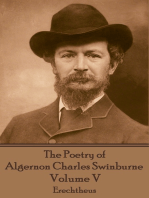 The Poetry of Algernon Charles Swinburne - Volume V