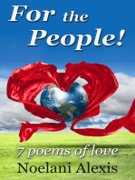 For the People! 7 Poems of Love