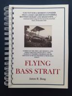 Flying Bass Strait