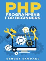 PHP Programming for Beginners