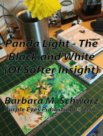 Panda Light - The Black And White (Of Softer Insight)