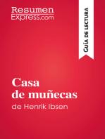 Casa de muñecas de Henrik Ibsen (Guía de lectura)