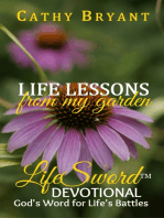 Life Lessons From My Garden