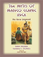 THE MYTH OF MANO CCAPAC - An Inca Legend