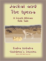 THE JACKAL AND THE HYENA - A South African Folktale