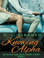 Knowing Alpha