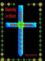 Diversity in Christ