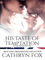 His Taste of Temptation