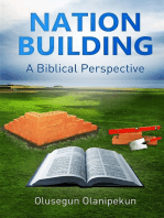 Nation Building A Biblical Perspective