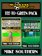 The RuthlessGolf.com Tee-to-Green Pack