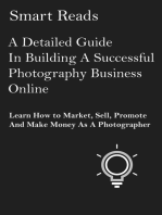 A Detailed Guide in Building A Successful Photography Business Online