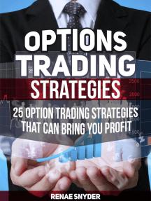 Options trading strategy involves
