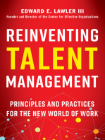 Reinventing Talent Management: Principles and Practices for the New World of Work